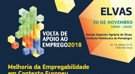 Volta de Apoio ao Emprego em Elvas, 30 de novembro