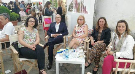 Elvas: Vitória Branco na inauguração da ARCO Lisboa