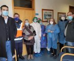 Vacinação contra a COVID-19 tem início em Elvas