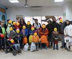 """Crianças do Centro de Acolhimento """"OS Cucos"""", fizeram uma visita ao Intermarché!"""