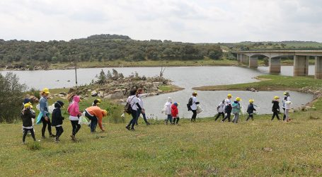Bricomarché associou-se à iniciativa Limpar Portugal para a região de Elvas