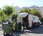 Elvas: Limpeza e higienização de contentores de resíduos sólidos