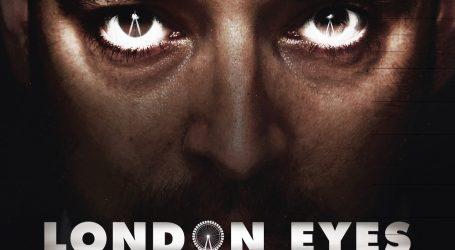 """Espectáculo """"London Eye"""" – Rui Sinel de Cordes"""