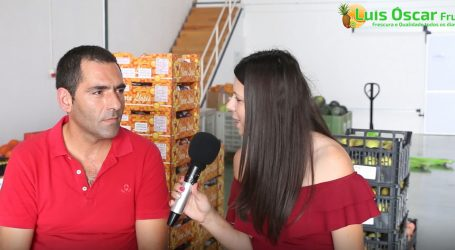 Luis Óscar Frutas apresentou vídeo promocional (c/video)