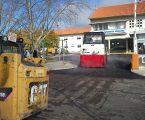 Elvas: Autarquia pavimenta várias vias e locais do concelho