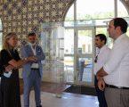 Diretora nacional do SEF visitou a fronteira de Marvão