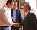 Luís Moreira Testa, participou na celebração do protocolo e um novo equipamento de saúde no concelho de Marvão