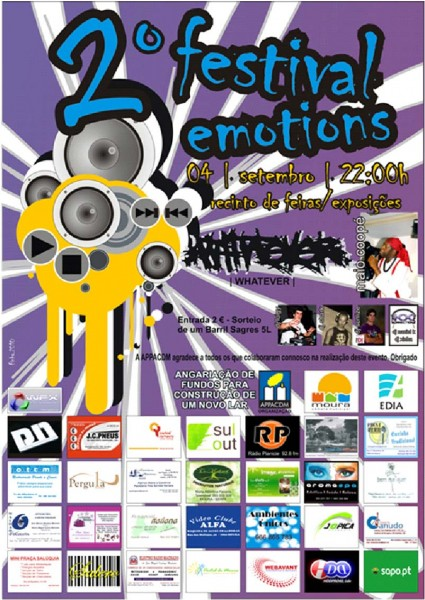 Moura: 2º Festival Emotions