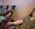 Ano estreia-se com dádiva de sangue em Nisa