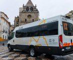 Elvas: Autarquia tem novo minibus para o transporte escolar