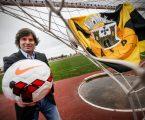 Nuno Silva é candidato à Associação de Futebol de Portalegre