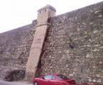 Elvas: Conservação e restauro da muralha na Rua Nova de São Vicente