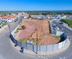 SOUSEL: OBRAS DE CONSTRUÇÃO DO FUTURO PAVILHÃO MULTIUSOS DE SOUSEL DECORREM A BOM RITMO
