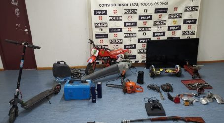 PSP: Busca domiciliárias no Bairro das Pias, em Elvas