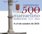 Comemorações dos 500 anos de Foral Manuelino – Barbacena – Elvas