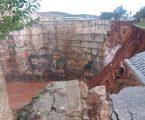 Estrada que liga Vila Viçosa a Borba desabou (em atualização)