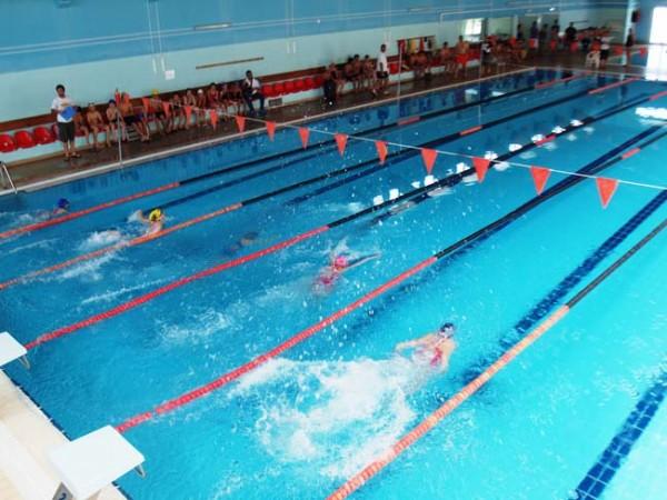 Aberta a zona coberta e aquecida das piscinas municipais for Piscina elvas