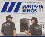 Abertura do concurso para o recrutamento de Agentes e Agentes da Banda da PSP