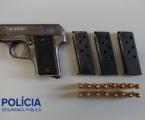 PSP: Mulher efetuou disparos em Elvas