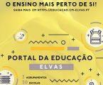 Câmara Municipal de Elvas com novo Portal da Educação