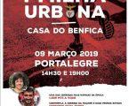 AADP – I MILHA URBANA CASA DO BENFICA A 9 DE MARÇO EM PORTALEGRE