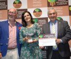 Adelaide Teixeira, esteve presente na 9ª edição dos Prémios Turismo do Alentejo