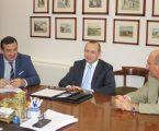 Portalegre recebe visita do Embaixador da Moldávia.