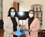 Câmara Municipal de Portalegre entrega tablets ào Grupo de Humanização do Hospital