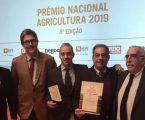 ADS ESTREMOZ RECEBE PRÉMIO NACIONAL DE AGRICULTURA 2019