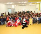 Elvas – Crianças do Agrupamento de Santa Luzia receberam prendas