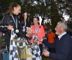 Redondo recebeu cerca de 200 atletas no Critério de Corta Mato