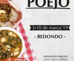 """""""Redondo Hà Mesa: Semana do Poejo"""