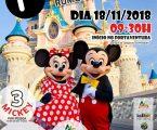 Nasce projeto Rumo à Disney