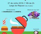 Grupo de Cantares D'Aldeia de Santa Eulália irá organizar o seu CHURRASCO de OFERTA