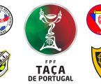 Primeira eliminatória da Taça de Portugal Placard