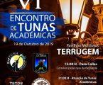 Terrugem: VI Encontro de Tunas Académicas