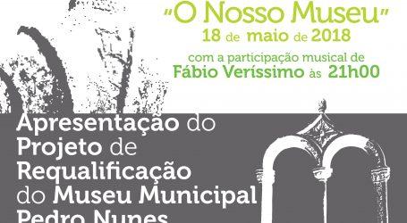 Biblioteca Municipal de Alcácer do Sal acolhe tertúlia sobre requalificação do Museu Pedro Nunes