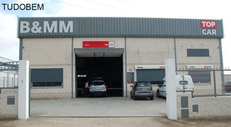 Centro de reparações TOPCAR com novas instalações em Elvas