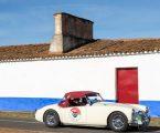 Automóveis clássicos regressam a Beja na 26ª edição do 48 Horas Alentejo de 15 a 17 de outubro