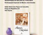 """Vila Viçosa: Apresentação do livro """" Abraçar a Liberdade """""""