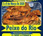 """Festival Gastronómico """"Vila Viçosa à Mesa"""" Semana do Peixe do Rio."""