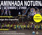 Vila Viçosa: A Caminhada Noturna da Festa dos Capuchos