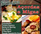 """Festival Gastronómico """"Vila Viçosa à Mesa"""" – Semana das Açordas e Migas"""