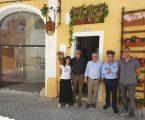 Elvas: Nuno Mocinha visitou a obra da fábrica da ameixa